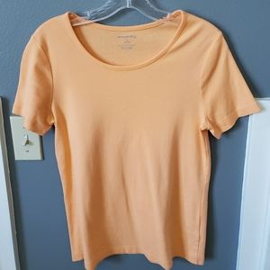 White Stag orange tee
